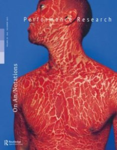 performance research cover